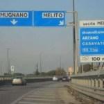 """Riapre lo svincolo di Mugnano della """"perimetrale"""""""