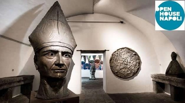 Napoli, cento luoghi d'arte aprono le porte per «Open House»