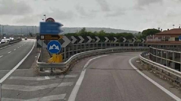 Chiusa l'uscita di Mugnano sull'Asse perimetrale Melito-Scampia