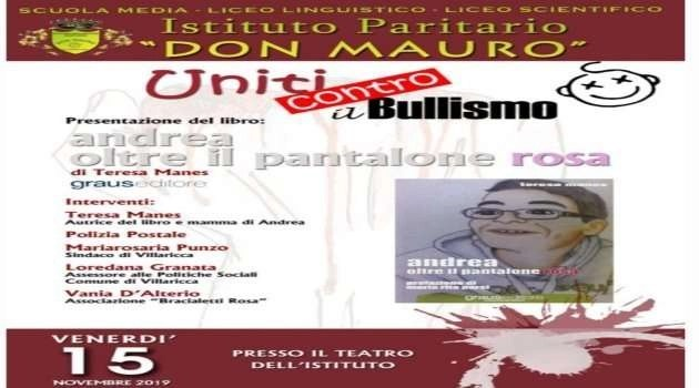 Villaricca. Uniti contro il bullismo - Melitonline