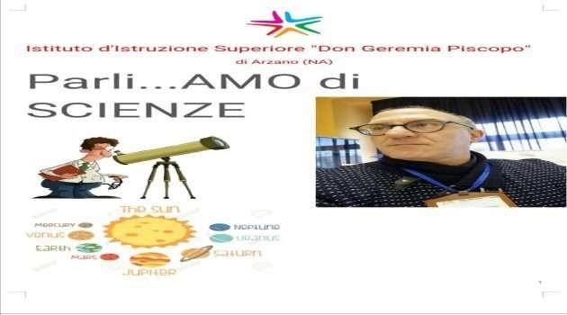 Rivista di giovani scienziati ad Arzano - Melitonline