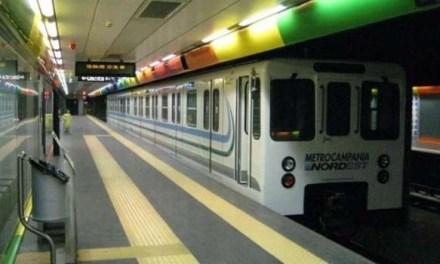 Metro Piscinola-Giugliano-Aversa, orario estivo: treni ogni 30 minuti dalle 8 alle 20