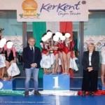 Grande successo della scuola di ginnastica artistica femminile Morgana 999