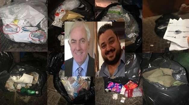 «Non differenziano i rifiuti»: il Comune di Melito multa l'Asl e decine di commercianti