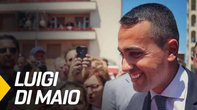 """Il Ministro Di Maio sabato a Villaricca per """"Alberi per il Futuro"""""""
