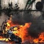 Moto incendiata al dirigente area cimiteri del Comune, la solidarietà dei Verdi Napoli
