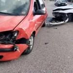 Terribile incidente. Quattro i feriti