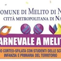 Carri allegorici e bambini in maschera, venerdì sfilata di Carnevale a Melito