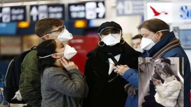 È psicosi da coronavirus: dalle mascherine alle bottiglie di plastica
