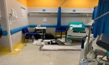 Sospese attività di pronto soccorso all'ospedale Pellegrini