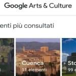 Google Arts&Culture: l'arte a portata di click