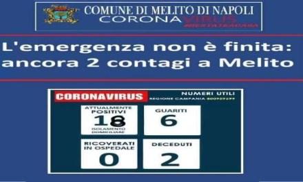 Aumentano ancora i casi di Covid-19, 5 contagi in più negli ultimi due giorni