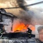 Celebrati i funerali dell'uomo morto durante l'incendio in una fabbrica di Ottaviano