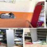 Derubata una scuola nell'hinterland napoletano