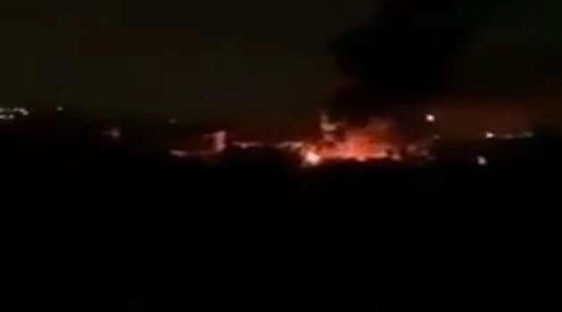 Paura durante la notte: esplode una centralina dell'Enel
