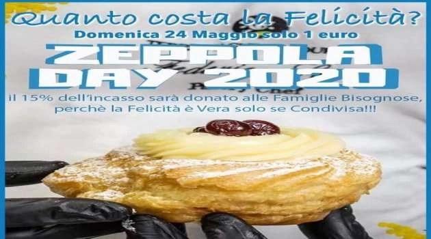 Zeppola day, posticipata a domani la festa di San Giuseppe