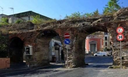 Ponti Rossi: i resti di un acquedotto romano
