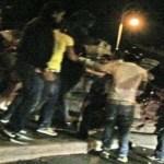 Movida violenta: picchiati selvaggiamente due ragazzi fuori un noto bar