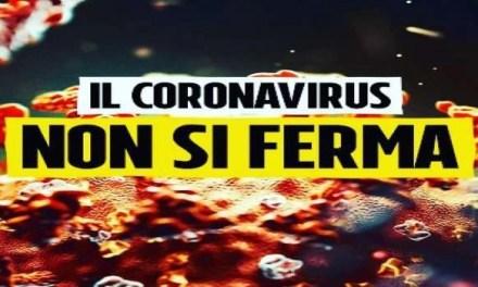Mugnano: il Coronavirus non si ferma