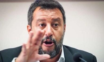 Salvini contro De Luca: è bufera