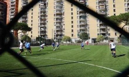 Riqualificazione degli spazi sportivi abbandonati