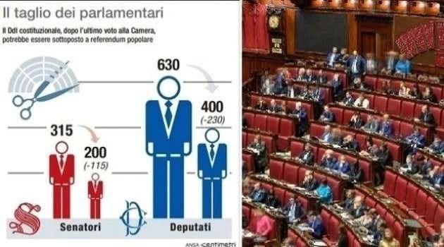 Refendum sul taglio dei parlamentari: sì oppure no?