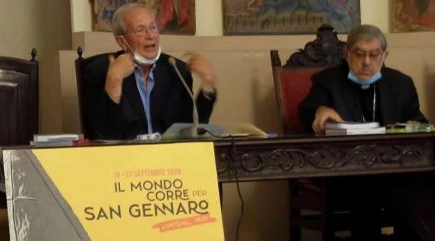 conferenza stampa festa di S. Gennaro