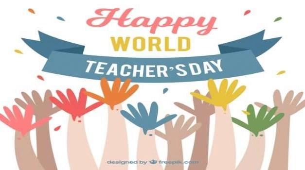 5 ottobre: giornata mondiale degli insegnanti