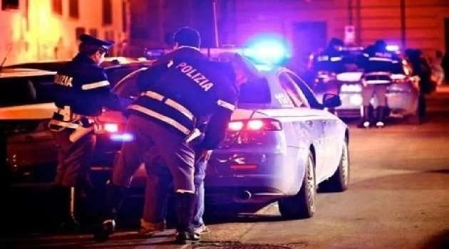 Napoli, cronaca. Attività quotidiane della Polizia di Stato