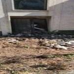 Napoli: Cimitero Risorgeremo in stato penoso