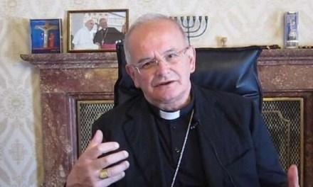 Incontro col Vescovo di Aversa al comune di Sant'Antimo