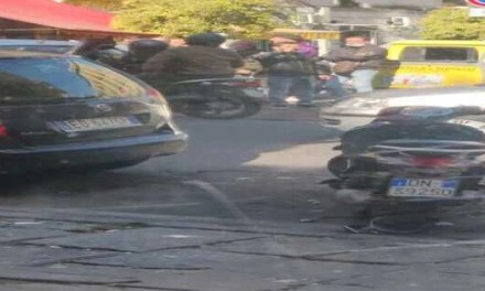 Cronaca, Napoli: rapina a mano armata in pieno giorno