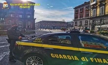 Napoli, cronaca. Continua il monitoraggio della Guardia di Finanza sul territorio di Napoli e provincia