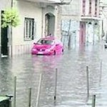 Napoli, cronaca Casandrino in emergenza inondazione