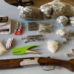 Napoli, cronaca Sequestrato un fucile a canne mozze a Secondigliano