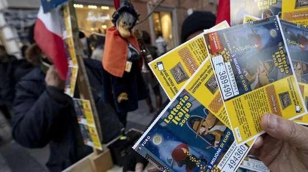 Lotteria Italia 2020, due biglietti vinti nell'area Napoli Nord