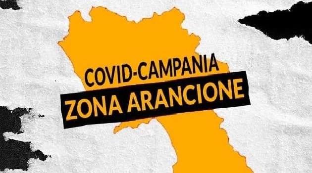 Napoli, cronaca Dall'ipotesi alla realtà:  la Campania torna arancione
