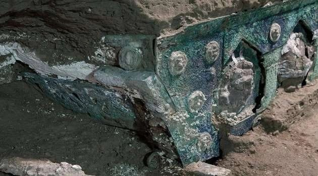 Pompei. Ancora un passo avanti nella ricostruzione di un grande Impero