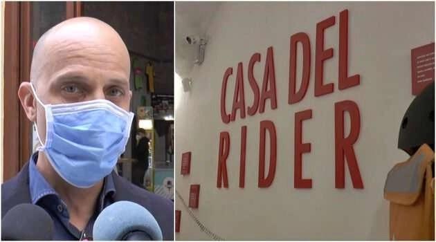 Attualità: inaugurata a Napoli la prima Casa del rider d'Italia