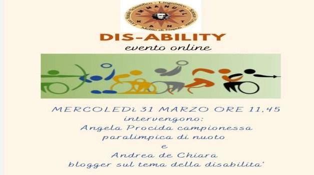 Melito. Evento sulla disabilità al liceo Immanuel Kant