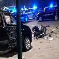 Napoli, cronaca Terribile incidente a Scampia, morti due ragazzi