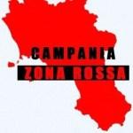 Napoli, cronaca Campania in zona rossa da lunedì
