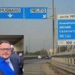 Napoli, cronaca Al via i lavori di riqualificazione della SP500 Asse Perimetrale di Melito