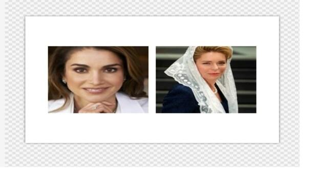 In Giordania è guerra tra le due regine