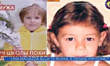 """Cronaca. Olesya non è Denise: """"Adesso basta"""""""