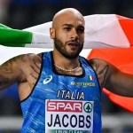 Marcell Jacobs stabilisce il record italiano dei 100m