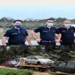 Napoli, cronaca Operazione Action Day tra Succivo e Giugliano