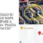 """Scandalo su Google Maps. Compare a Scampia """"Piazza di spaccio"""""""
