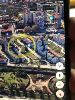 Piazza di spaccio google maps