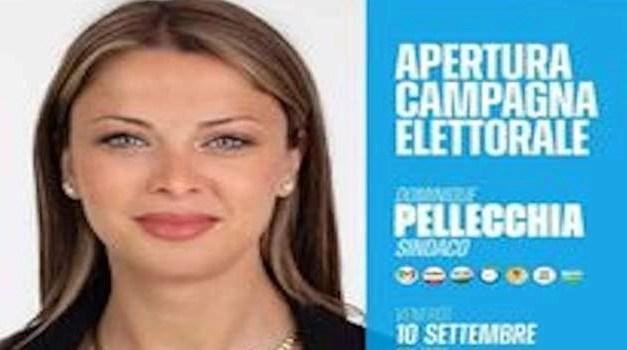 Melito. Dominique Pellecchia apre la campagna elettorale